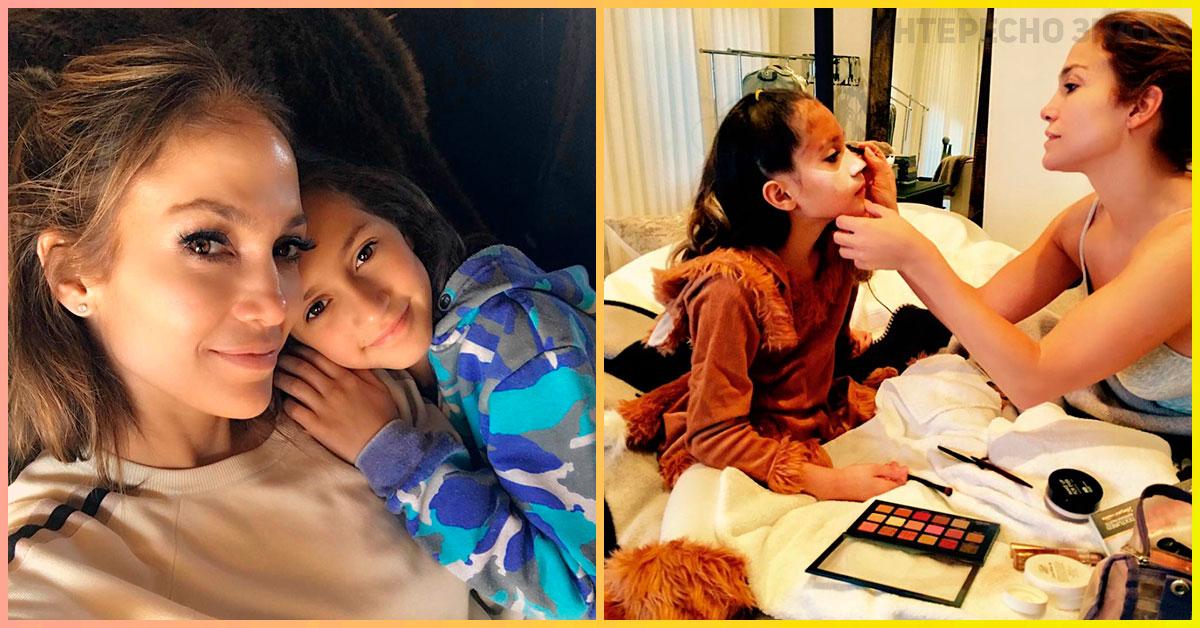 16 фото, доказывающих, что Дженнифер Лопес – лучшая мама на свете!