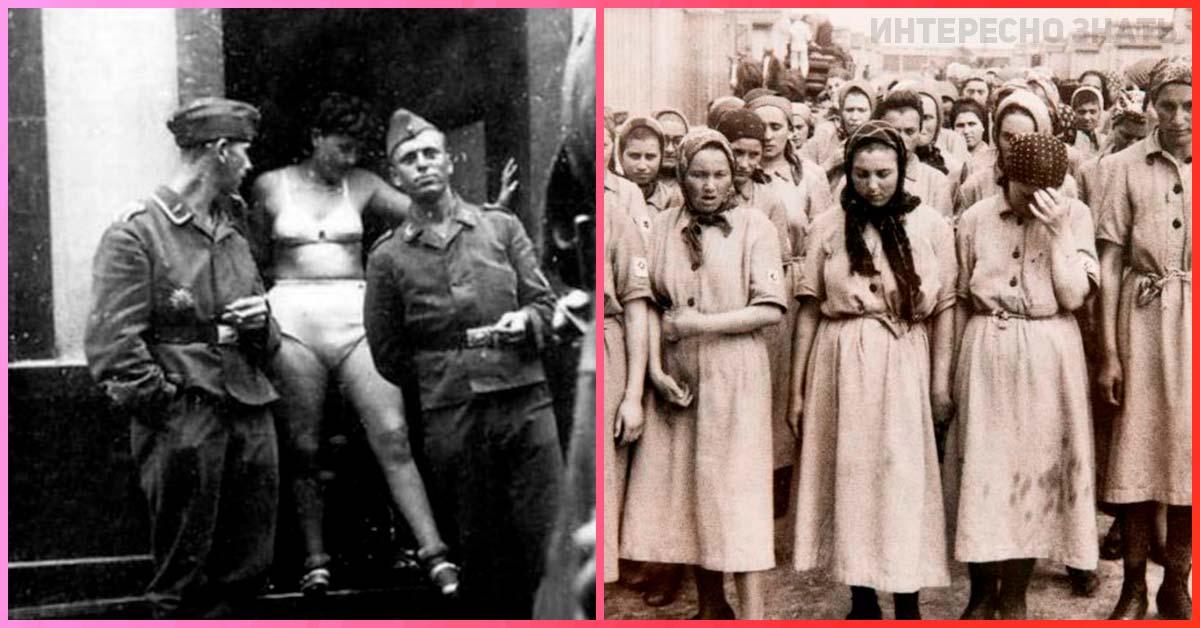 Надзирательницы женщины голые мужчины #13