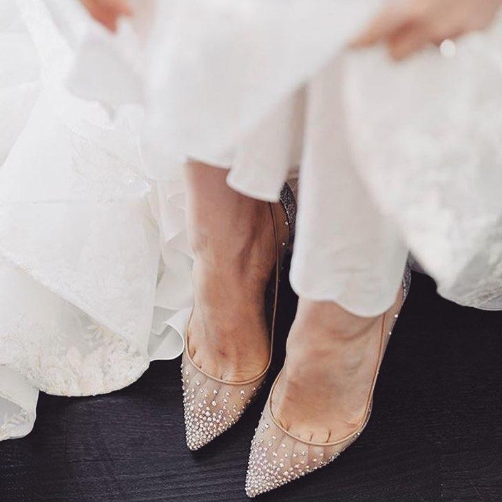 20 пар восхитительных туфель, от которых можно голову потерять