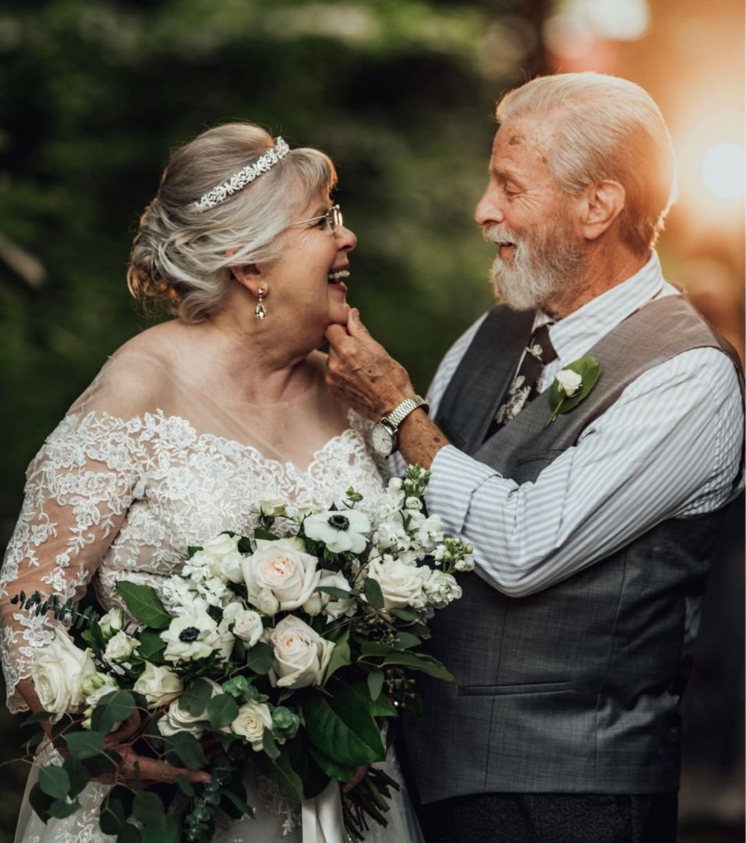 поздравление пожилых с годовщиной свадьбы ожидание праздника