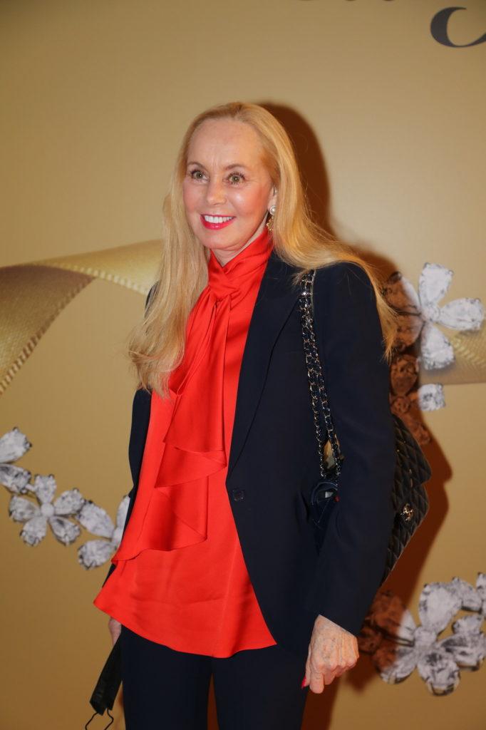 Вдова Козбзона затмила собой молодых актрис на красной дорожке