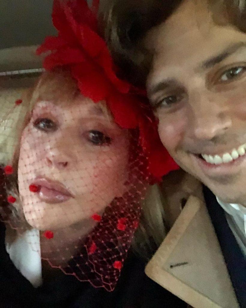 Галкин показал новое фото с 71-летней женой