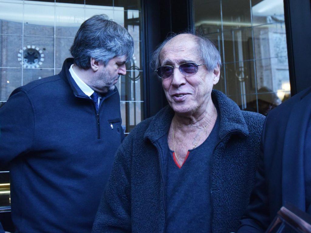 Вот как выглядит Адриано Челентано в свои 83